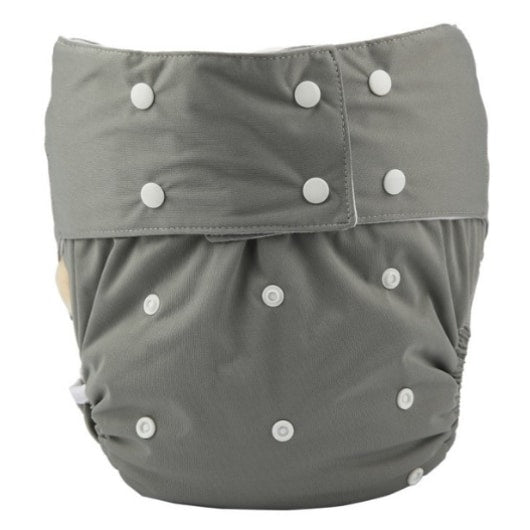 adult baby diaper cloth grey reusable nappies diapers abdl adult sized baby diaper lover nappy snaps unisex mdlb ddlb ddlg mdlg cgl littlespace kink fetish waterproof bamboo liner by ddlg playground
