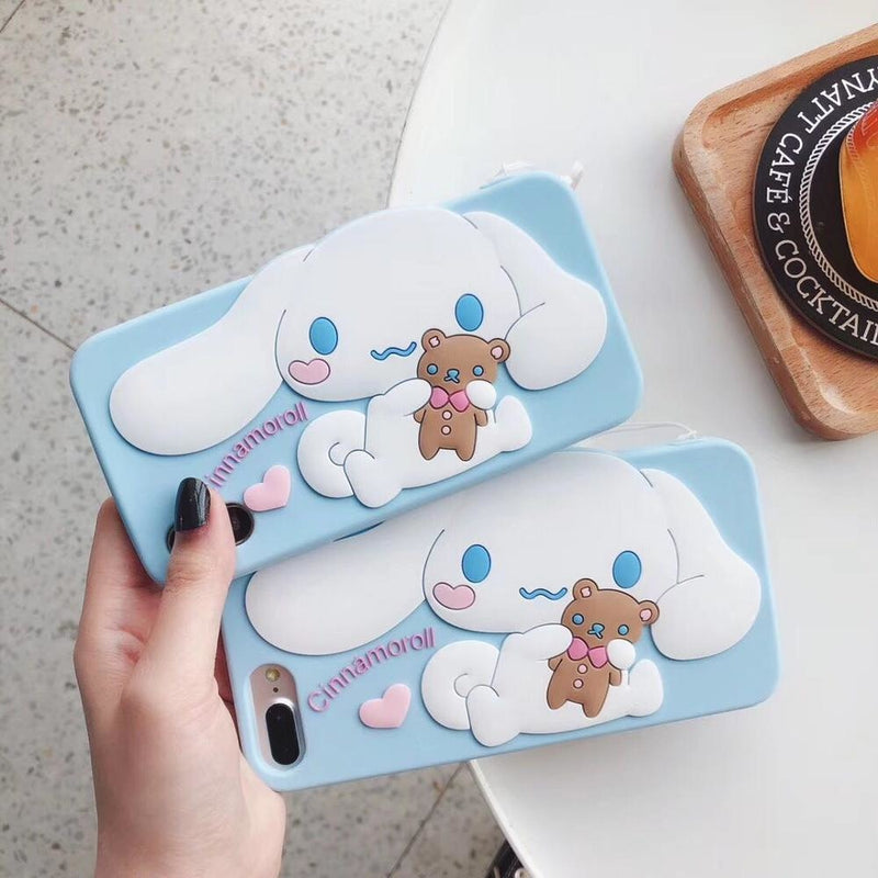 Cinnamoroll iPhone Case - phone case