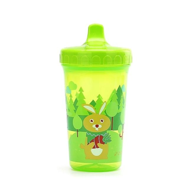 Green Bunny Rabbit Sippy Cup Juice Water Bottle Drinking Glass ABDL CGL Kink Age Play Adult Baby by DDLG Playground
