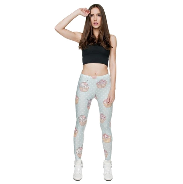 Cupcake Leggings - pants