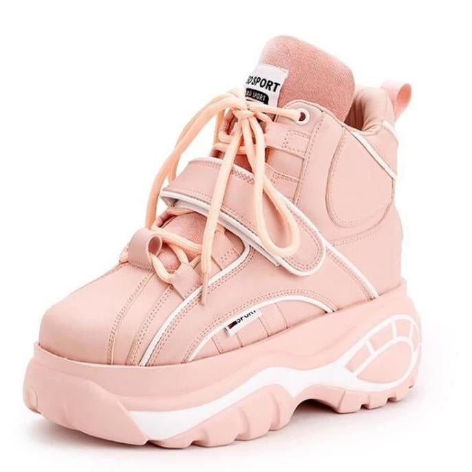 Cyber Babydoll Sneakers - shoes
