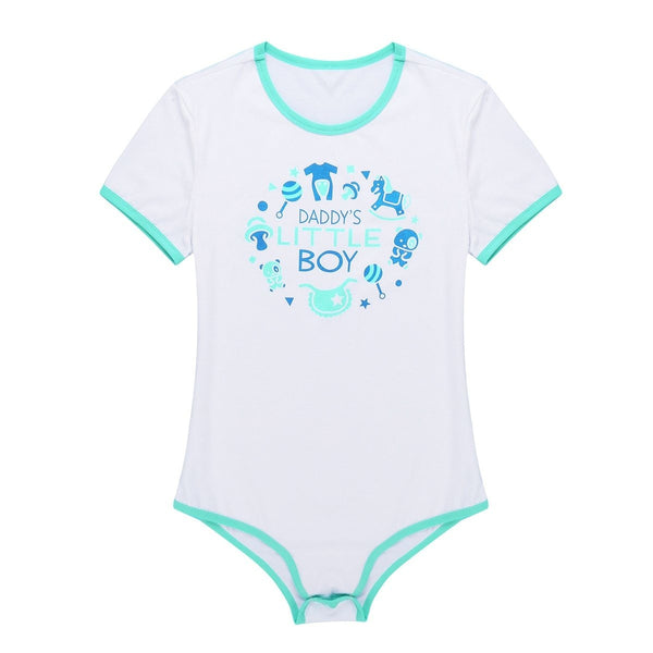Daddys Little Boy Onesie - onesie