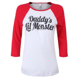 Daddys Monster Shirt - shirt