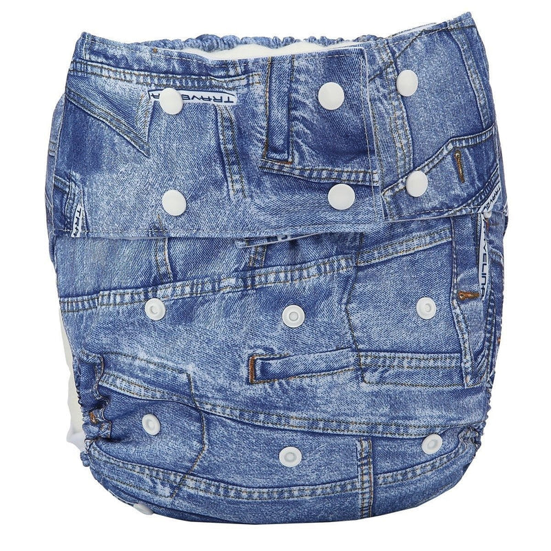 adult baby diaper cloth denim jean pocket print reusable nappies diapers abdl adult sized baby diaper lover nappy snaps unisex mdlb ddlb ddlg mdlg cgl littlespace kink fetish waterproof bamboo liner by ddlg playground