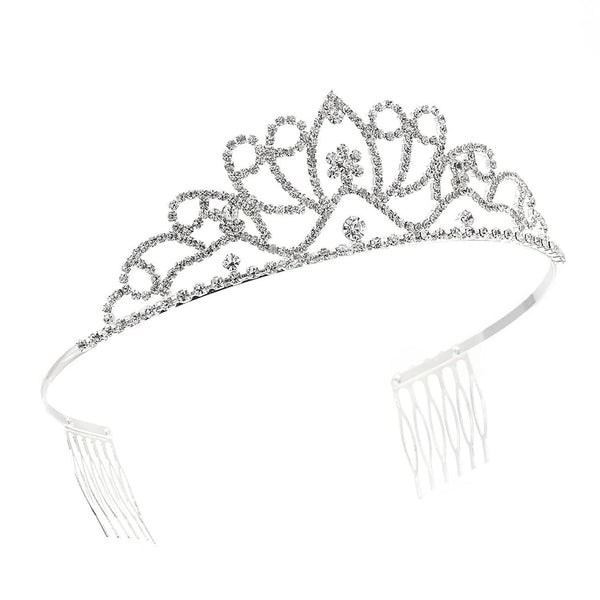 Diamond Princess Tiara - jewelry