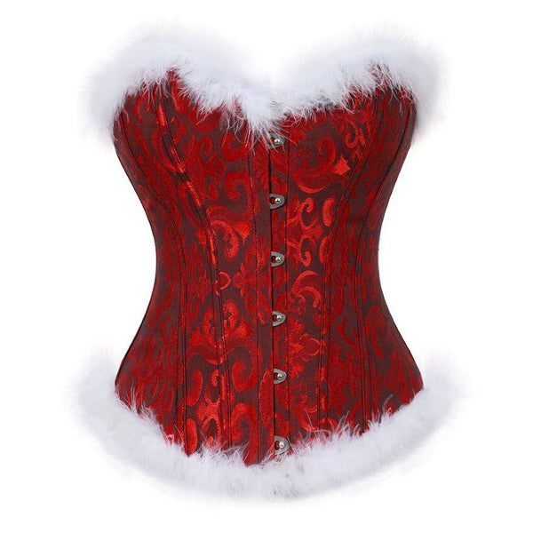 Genuine Holiday Corsets (5 Styles!) - bustier, christmas, corset, corsetry, corsets