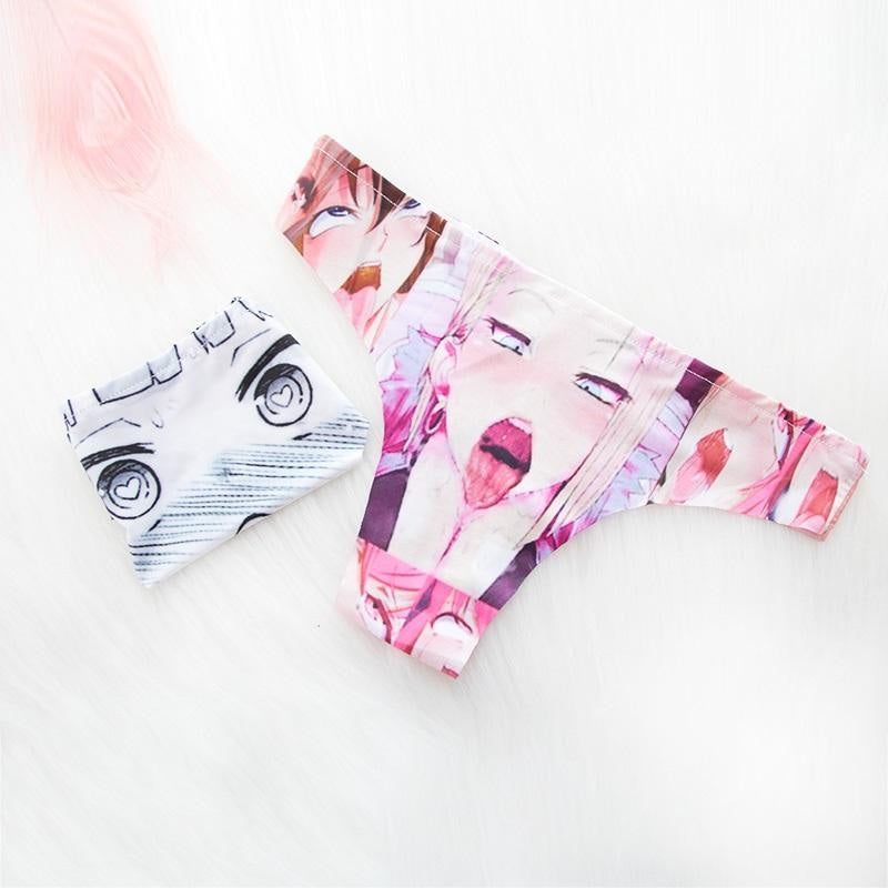 Hentai Manga Anime Panties Undies Thong Underwear Kinky Fetish BDSM S&M by DDLG Playground