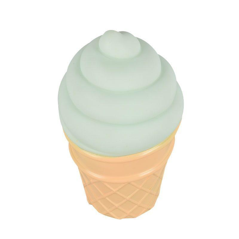 Icecream Night Light - Green - light