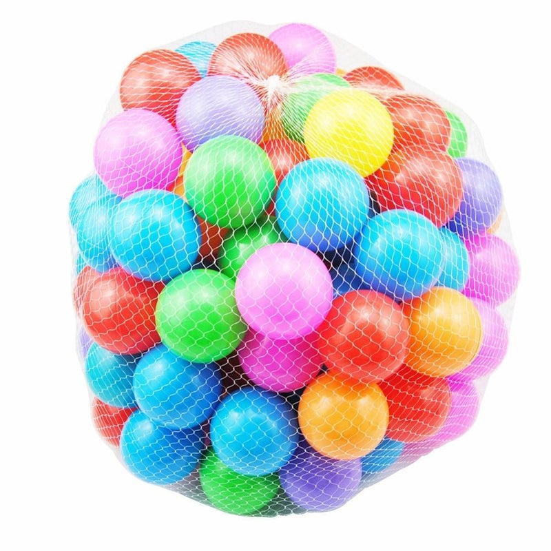 Icecream Shop Play Tent - 100 Rainbow Balls For Tent - tent