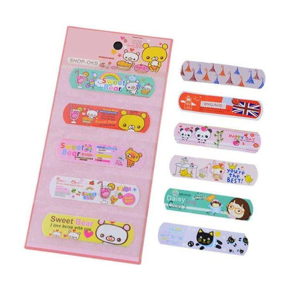 kawaii character japan bandaids bandages first aid care harajuku style little space cgl age regression dd/lg ddlg abdl kink by ddlg playground