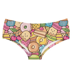Kawaii Candy Panties - underwear