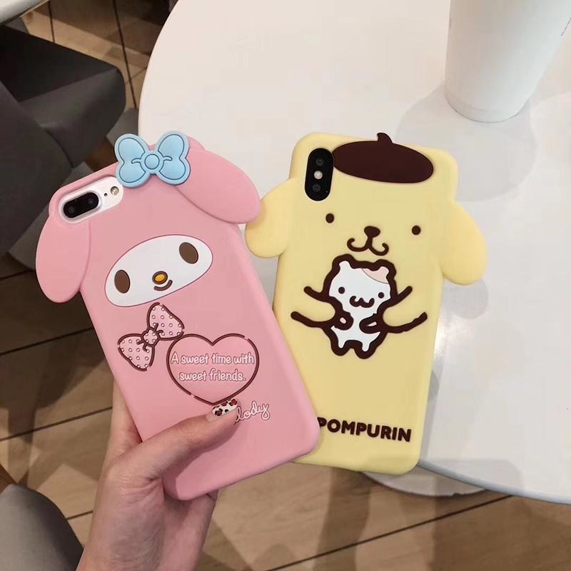Kawaii Cutie iPhone Cases - phone case