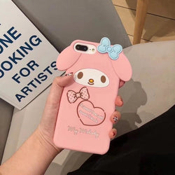 Kawaii Cutie iPhone Cases - for iphone 8 plus / My Melody - phone case