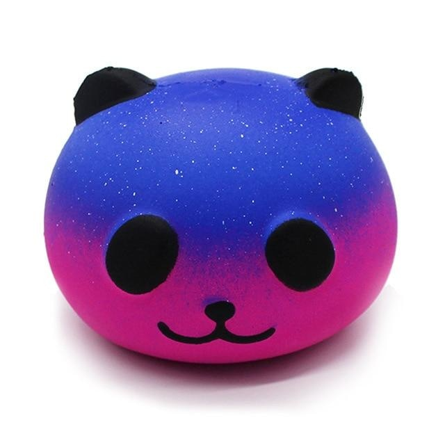 Kawaii Food Squishies - Galaxy Panda - squishy