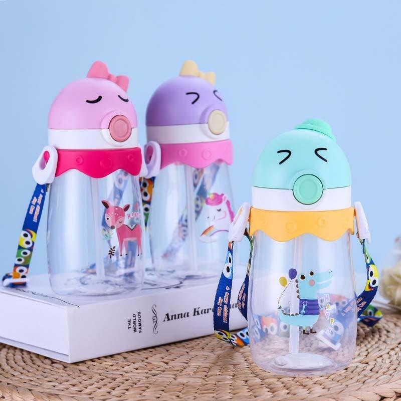 Kawaii Handlebar Sippies - stuffed animal