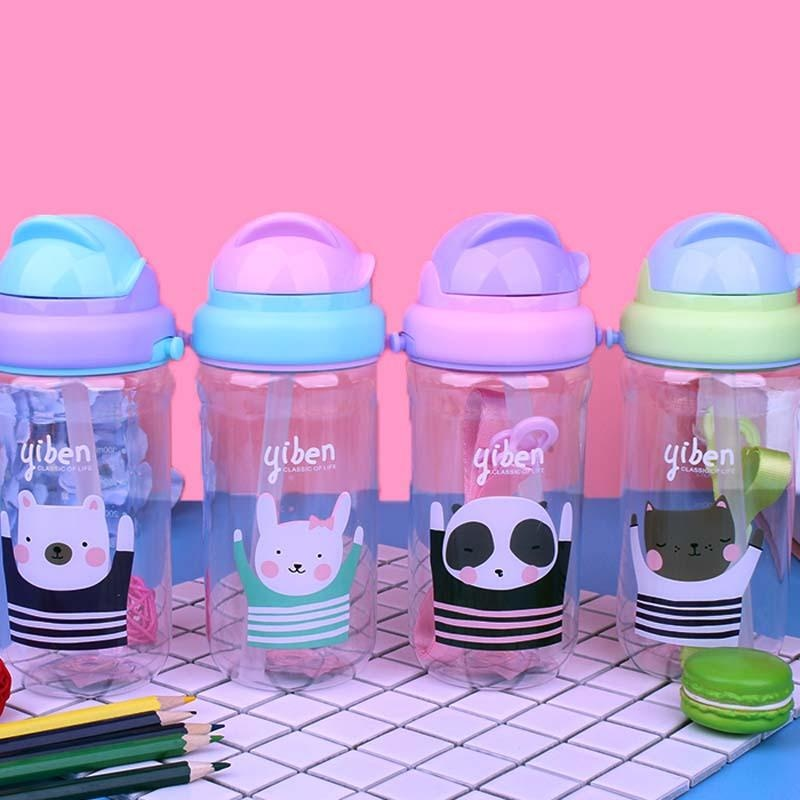Kawaii Strap Sippies - cup