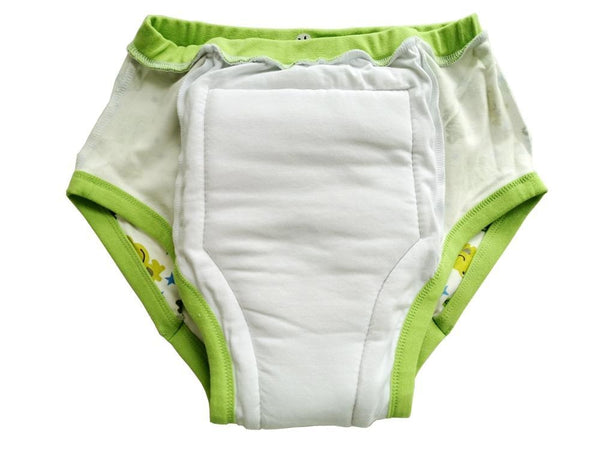 Leap Frog Training Pants - boys, cloth diaper, diapers, frog