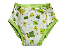 Leap Frog Training Pants - XXL - boys, cloth diaper, diapers, frog