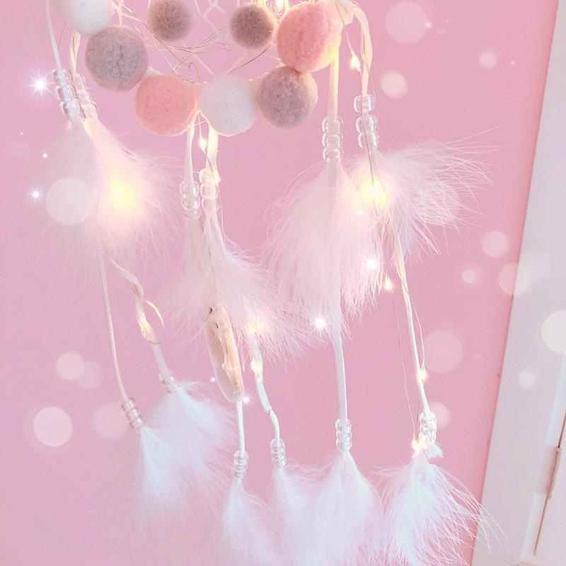 Light Up Dream Catcher - home decor