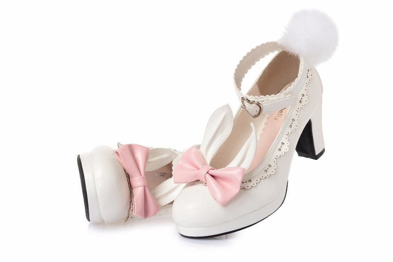 Lil Bun Heels - Shoes