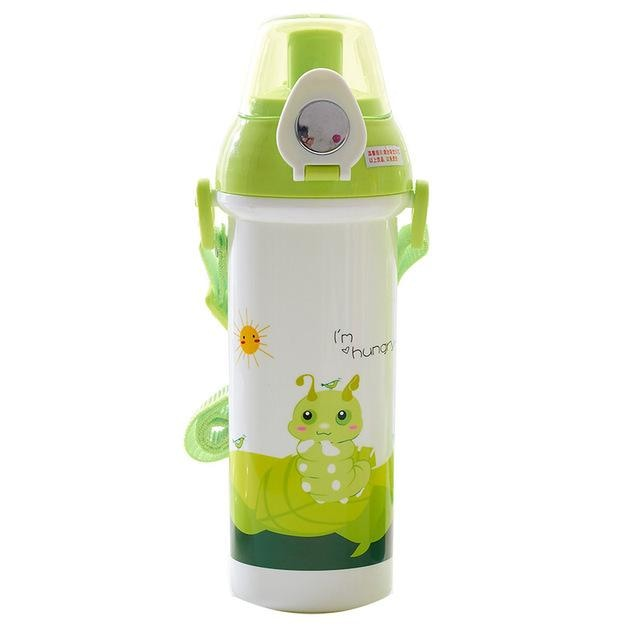 Little Critter Water Bottle - Green - Bottle