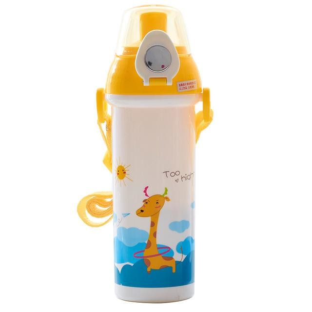 Little Yellow Giraffe Water Bottle Juice Storage Drinking Glass ABDL CGL Age Play Adult Baby by DDLG Playground