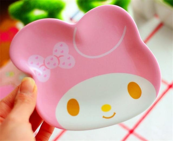 Littlest Dinner Plates - My Melody - dinner