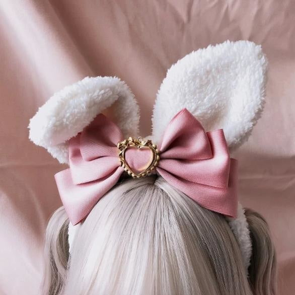 Luxury Bunny Headband - bags