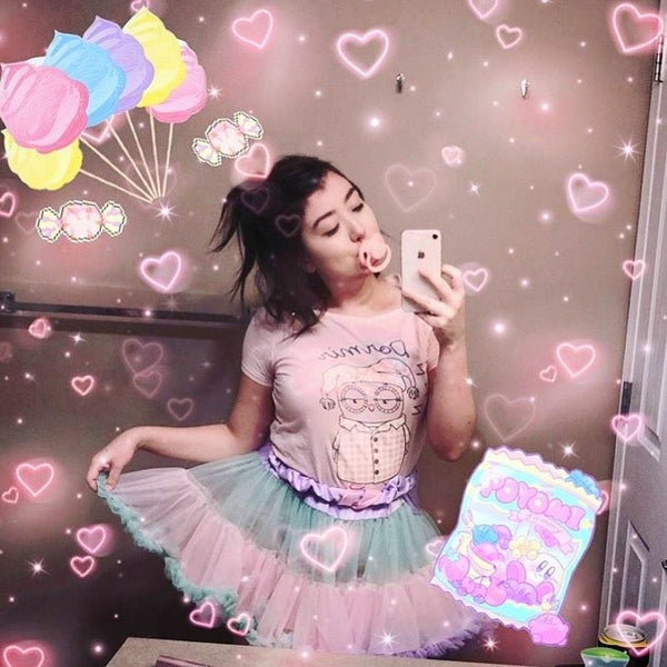 Luxury Pastel Tutu - skirt