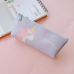 Majestic Unicorn Pencil Case - Lavender Unicorn - bag