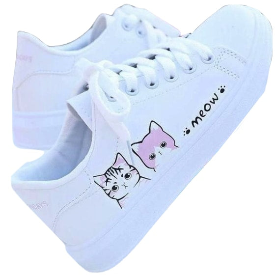 Meow Runners - shoes
