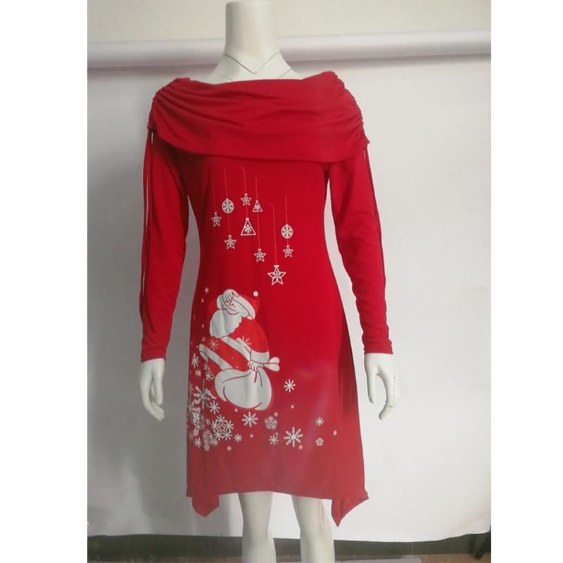 Merry Sweater Dress - dress