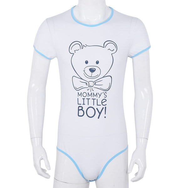 Mommys Little Boy Onesie - onesie