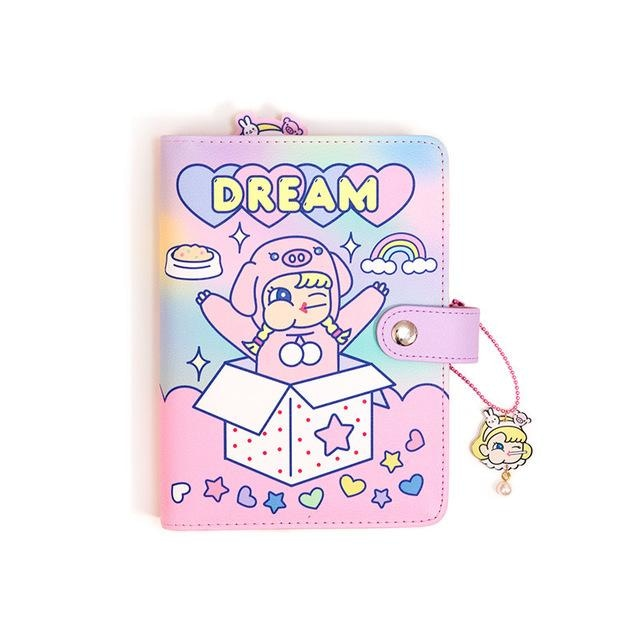 Pastel Fairy Kei Kawaii Diary Planner Agenda Cute Dream