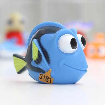 Finding Nemo Bath Toy Set Kawaii Rubber Ducky Floating Little Space CGL by DDLG Playground