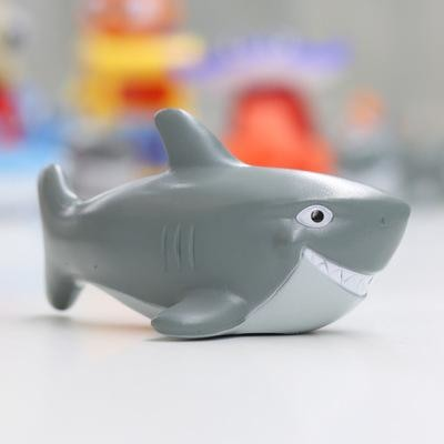 Finding Nemo Bath Toy Set Grey Shark Kawaii Rubber Ducky Floating Little Space CGL by DDLG Playground