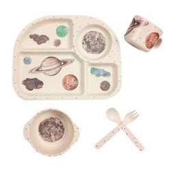 Outer Space Dinner Set - food