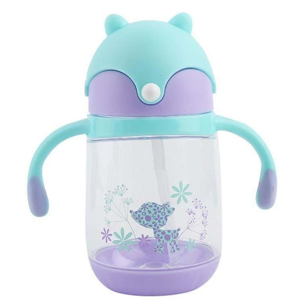 Pastel Fox Sippy Cups - sippy cup