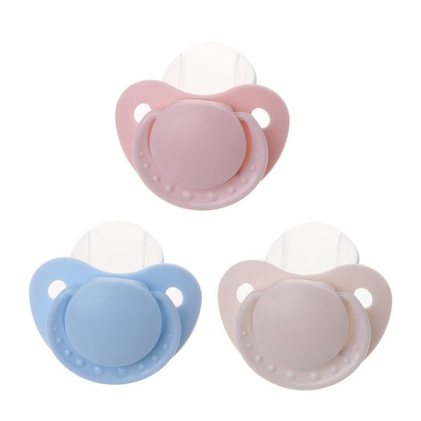 Pastel Adult Pacifier 100% Safe BPA Free Rubber Binkie Soother Paci ABDL CGL Kink Fetish by DDLG Playground