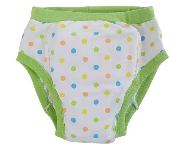 Polkadot Training Pants - XXXL - abdl, adult babies, baby diaper lover, cloth diapers,