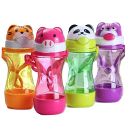 Kawaii Pop Top Animal Sippy Cups Baby Water Bottles ABDL CGL Ageplay  by DDLG Playground
