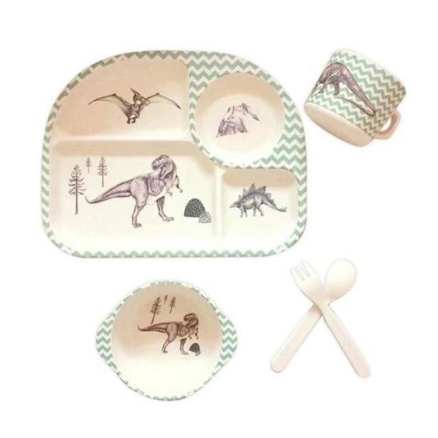 Prehistoric Dinner Set - food