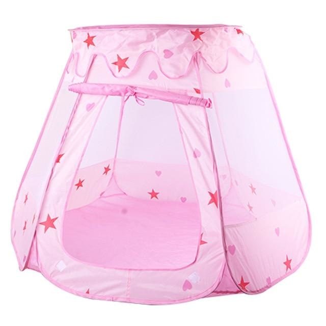 Pink Star Ball Pit Playpen Play Tent ABDL CGL Littlespace Ageplay Adult Baby by DDLG Playground