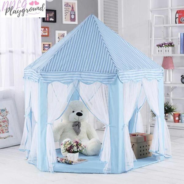 Princess Play Tent Playpen Canopy ABDL Age Play Fetish Kink Nursery Bedroom Decor by DDLG Playground