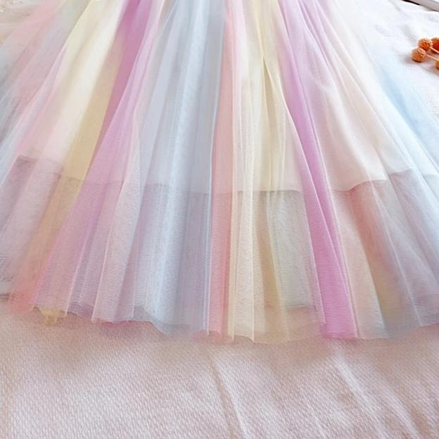Pastel Mermaid Tutu