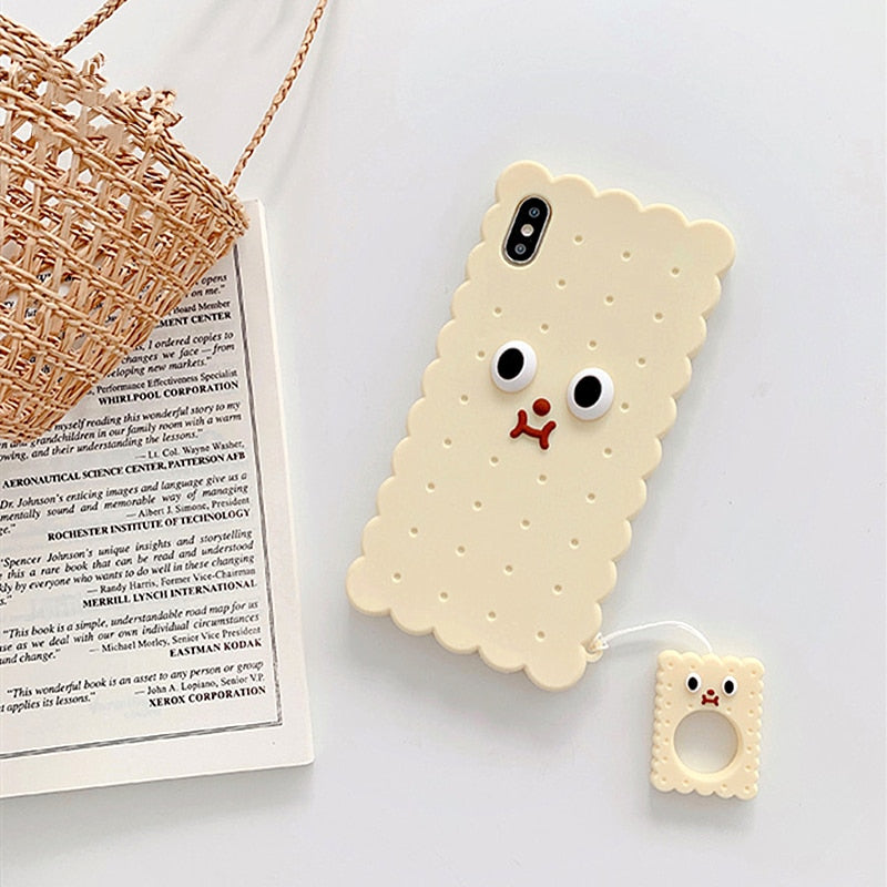 Chunky Biscuit iPhone Case
