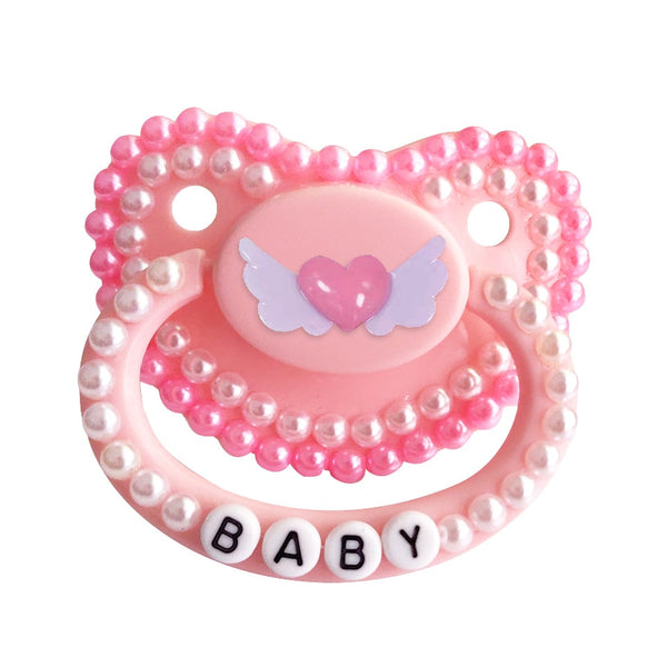 Rainbow Baby Deco Pacifier