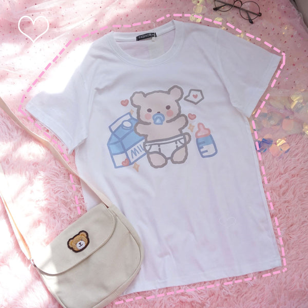 Babyspace Bear Tee