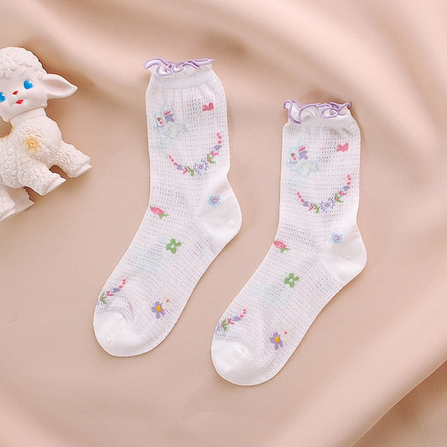 Transparent Bear Sockies