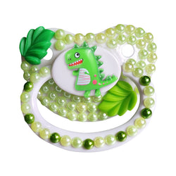 Happy Dino Deco Pacifier